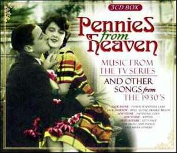 Pennies from Heaven (Colonna Sonora) - CD Audio