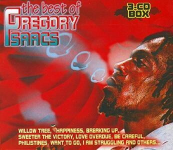 Best of - CD Audio di Gregory Isaacs