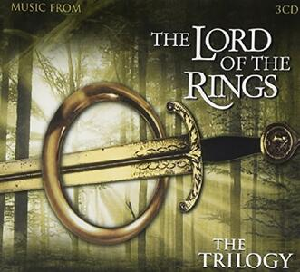 Lord of the Rings Trilogy - CD Audio di Mask