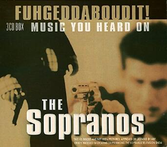 Music You Heard on. The Sopranos - CD Audio