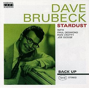 Stardust - CD Audio di Dave Brubeck