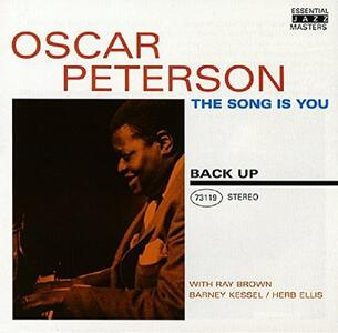 Song Is You - CD Audio di Oscar Peterson