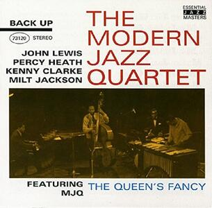 Queen's Fancy - CD Audio di Modern Jazz Quartet