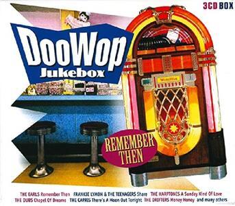 Doowop Jukebox - CD Audio