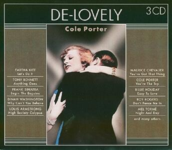 De-Lovely. Cole Porter Tribute - CD Audio