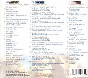 Film Music Maestro (Colonna Sonora) - CD Audio di Ennio Morricone - 2