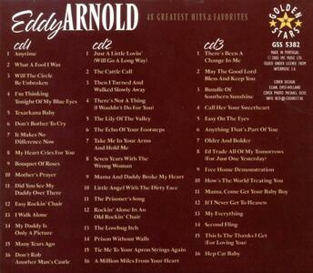 How's the World Treating - CD Audio di Eddy Arnold - 2