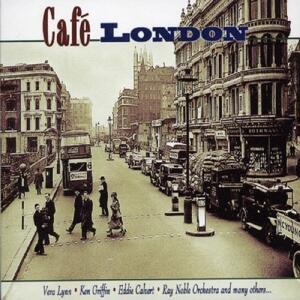 Café London - CD Audio