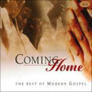 Best of Modern Gospel - CD Audio