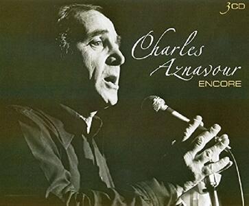 Encore - CD Audio di Charles Aznavour