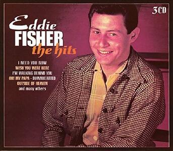 Hits - CD Audio di Eddie Fisher