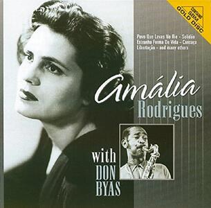 With Don Byas - CD Audio di Amalia Rodrigues