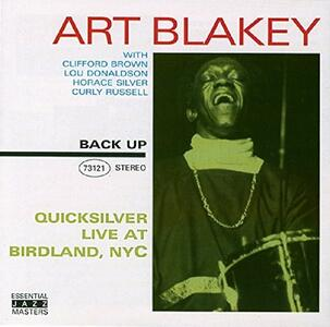 Quicksilver - CD Audio di Art Blakey