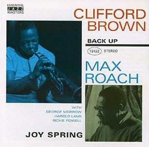 Joy Spring - CD Audio di Clifford Brown