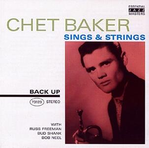 Sings & Strings - CD Audio di Chet Baker