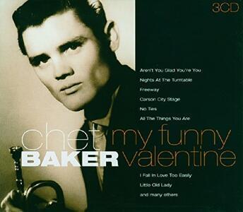 My Funny Valentine - CD Audio di Chet Baker