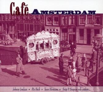 Cafe Amsterdam - CD Audio