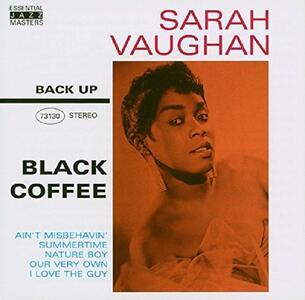 Black Coffee - CD Audio di Sarah Vaughan
