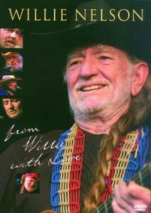 From Willie with Love - CD Audio di Willie Nelson