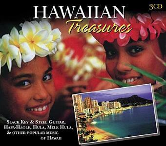 Hawaiian Treasures - CD Audio