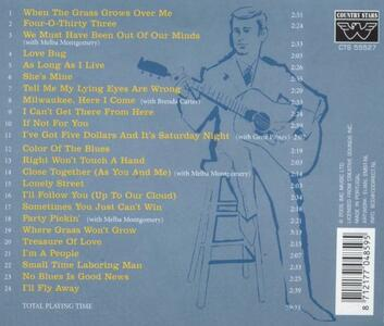When the Grass Grows Over - CD Audio di George Jones - 2