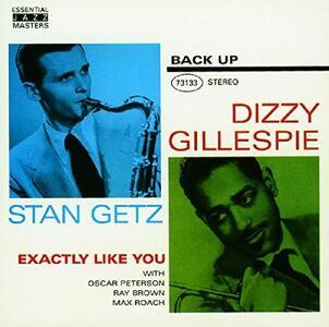 Exactly Like You - CD Audio di Stan Getz,Dizzy Gillespie