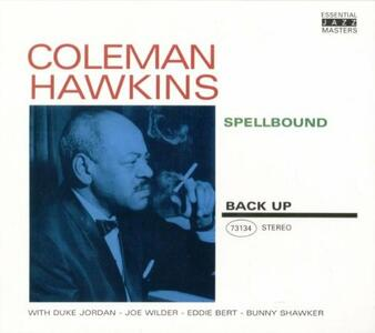 Spellbound - CD Audio di Coleman Hawkins