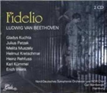 Fidelio - CD Audio di Ludwig van Beethoven,Gladys Kuchta,Carl Bamberger