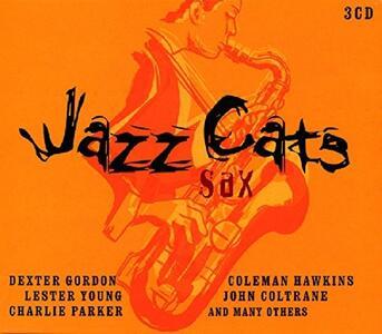 Jazz Cats Sax - CD Audio