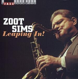 Leaping in - CD Audio di Zoot Sims
