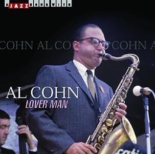 Lover Man - CD Audio di Al Cohn
