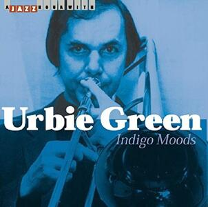 Indigo Moods - CD Audio di Urbie Green