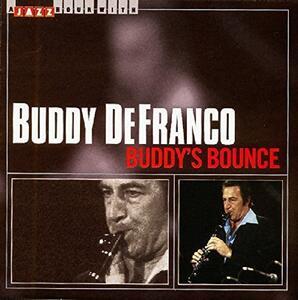 Buddy's Bounce - CD Audio di Buddy De Franco