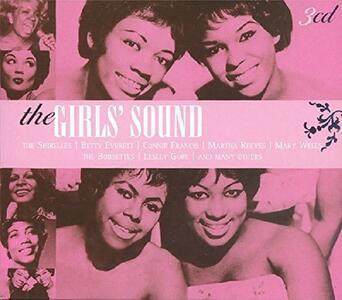 Girls Sound - CD Audio