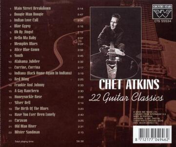 Mister Sandman - CD Audio di Chet Atkins - 2