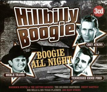 Hillbilly Boogie - CD Audio