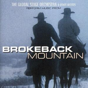 Brokeback Mountain - CD Audio di Global Stage Orchestra