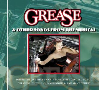 Grease and Other Songs - CD Audio di Global Stage Orchestra