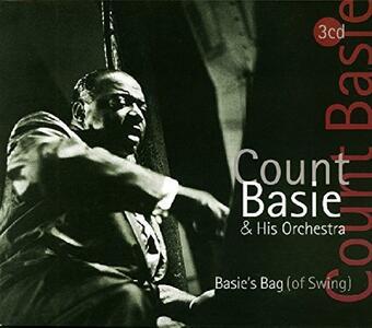 Basie's Bag of Swing - CD Audio di Count Basie