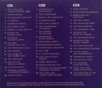 Marching Along - CD Audio di Sousa's Band - 2