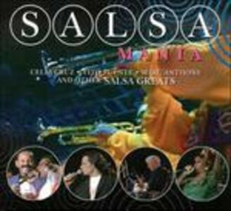 Salsa Mania - CD Audio