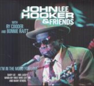 I'm in the Mood for Love - CD Audio di John Lee Hooker