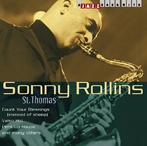 St. Thomas - CD Audio di Sonny Rollins