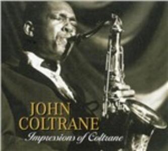 Impressions of Coltrane - CD Audio di John Coltrane