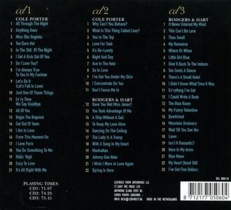 Salutes Cole Porter, Rodgers & Hart - CD Audio di Ella Fitzgerald - 2