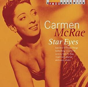 Star Eyes - CD Audio di Carmen McRae