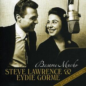 Besame Mucho - CD Audio di Eydie Gormé,Steve Lawrence