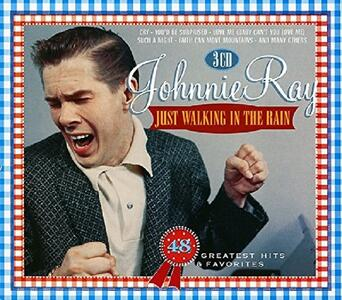 Just Walking in the Rain - CD Audio di Johnnie Ray