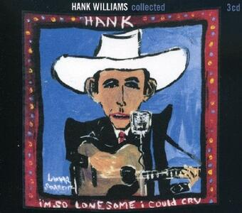 Collected - CD Audio di Hank Williams