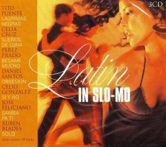 Latin in Slo-Mo - CD Audio